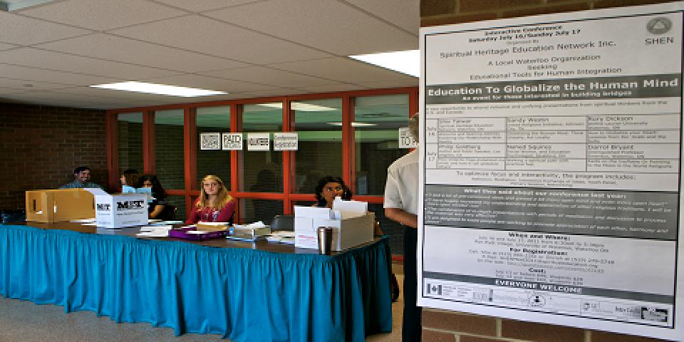 Registration Lobby